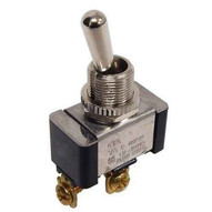 Morris Products 70252 Heavy Duty Momentary Contact Toggle Switch Spst On-(off) Screw Terminals-1