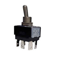 Morris Products 70299 Heavy Duty Momentary Contact Toggle Switch Dpdt (on)-off-(on) Quick Connect Spade Terminals-1