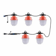 Morris Products 71189 Led Temporary String Light 15 Watts 8825 Lumens-1