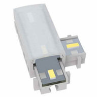 Morris Products 71235 12v Led Driverless Undercabinet Lighting Accessories Tee Left Connector 5000k-1