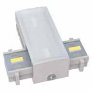 Morris Products 71237 12v Led Driverless Undercabinet Lighting Accessories Tee Middle Connector 5000k-1