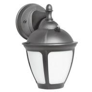 Morris Products 71307 Led Ornamental Entryway Lights 6w 3000k 120v Black Housing-1
