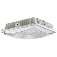Morris Products 71607B Led Ultrathin Canopy Light Gen 2 70 Watts 4000k White-1