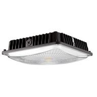 Morris Products 71609B Led Ultrathin Canopy Light Gen 2 70 Watts 5000k Bronze-1