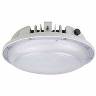 Morris Products 71615 Led Ultrathin Round Walkway Canopy 40w-1