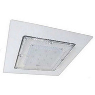 Morris Products 71622 Led Recessed Ultrathin Canopy Light 40 Watts 5000k White-1