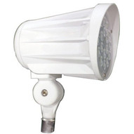 Morris Products 71686 Led Designer Bullet Flood 28w 65&deg 3000k 120-277v White-1