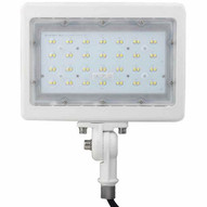 Morris Products 71825A Led Small Floods 12 Knuckle Mount 50w 3000k 5717 Lumens White-1