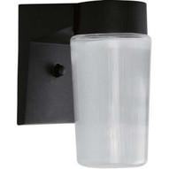 Morris Products 72100 Led Jelly Jar Entryway Light 9w 4000k Black-1