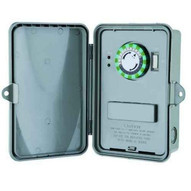Morris Products 80460 24 Hour Multi-voltage Time Controls Non-metallic Enclosure Dpdt 10-208-240-277v-1