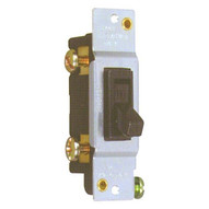 Morris Products 82048 Single Pole Toggle Switch Without Ears 15a-120v-1