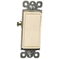 Morris Products 82053 Decorator Switches Almond Single Pole 15a-120 277v-1