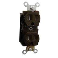 Morris Products 82502 Tamper &amp Weather Resistant Duplex Receptacles 15a 125v Brown-1