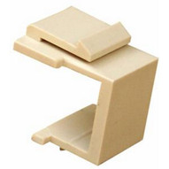 Morris Products 88227 Blank Modular Inserts Lt. Almond-1