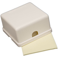 Morris Products 88254 Single Gang Surface Mount Box White-1