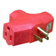 Morris Products 89412 3 Outlet Power Adapter-1