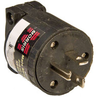 Morris Products 89614 Straight Plugs 20a 125v-1