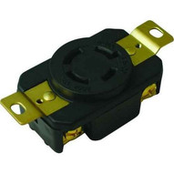 Morris Products 89743 Locking Receptacles 3 Pole 4 Wire 20a 250v-1