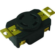 Morris Products 89745 Locking Receptacles 3 Pole 4 Wire 30a 250v-1