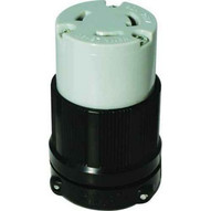 Morris Products 89751 Twist Lock Female Receptacles 2 Pole 3 Wire 30a 250vac-1