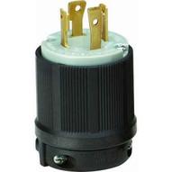 Morris Products 89760 Twist Lock Male Plugs 3 Pole 4 Wire 30a 250vac-1