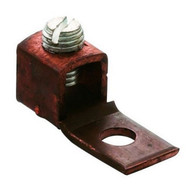 Morris Products 90506 Copper Mechanical Lugs Straight Tang #14-#6-1