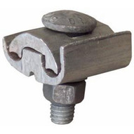 Morris Products 96016 Aluminum Parallel Groove Clamps 1 Bolt 2 0-1