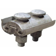 Morris Products 96026 Aluminum Parallel Groove Clamps 2 Bolts 397.5-1