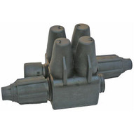 Morris Products 96142 Underground Insulation Piercing Connectors 2 Port-1