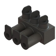 Morris Products 98042 Submersible Insulated Streetlighting Connectors Multi-port #14 - 20 2 Port-1