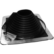 Morris Products G14751 1 4 To 4 Retrofit Roof Flashings-1