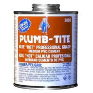 Morris Products G2066S 1 4 Pint Plumb-tite 2000 Wet Application Blue Cements-1