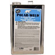 Morris Products G2624 Gallon Polar-weld 2600 Series Weather Cements-1