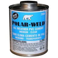 Morris Products G2636S Quart Polar-weld 2600 Cold Weather Cements-1