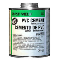 Morris Products G30356S 1 2 Pint Regular Bodied 303 Clear Cements-1