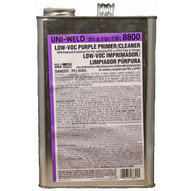 Morris Products G8824 Gallon Purple Primer cleaners 8800-1