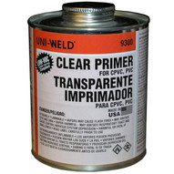 Morris Products G9366S 1 4 Pint Clear Primers 9300-1