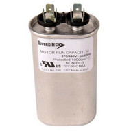 Diversitech T45075HU Capacitors - Single Capacitance Oval Metal Made In Usa 7.5 Uf-1