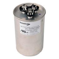 Diversitech T4JR7560U Capacitors - Dual Capacitance Round Metal Made In Usa Dual Capacitance 60+7.5 Uf-1