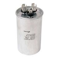 Diversitech T4JR7570 Motor Run Capacitors Dual Capacitance Round Can - 440 Vac 70+7.5-1