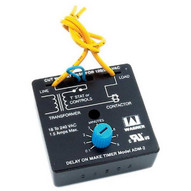 Diversitech TADM-2 Adjustable Time Delay Timer Adjustable Delay On Make W Wire Leads-1
