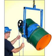 Morse 185A Kontrol-karrier To Lift & Pour 22''-23.5'' Diameter 55-gallon Drum 800 Lb. Capacity-1