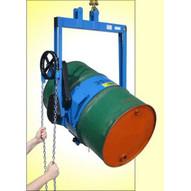 Morse 185G-HD Kontrol-karrier 3-piece Drum Holder 55-gallon Steel Drum 1500 Lb. Capacity-1