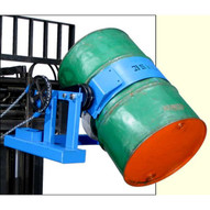 Morse 285A Forklift-karrier 22''-23.5'' Diameter 55-gallon Drum 800 Lb. Capacity-1