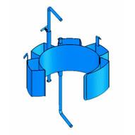 Morse 5530-16 Diameter Adaptor For Smaller Drums-1