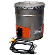 Morse 710-5-115 Heater For 5-gallon Metal Pail 115v 5060hz 550 Watt 50 To 425 F Thermostat-1