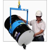Morse 85AM Drum-karrier 55-gallon Steel Drum Only Spark Resistant Parts Tilt Drum By Hand 800 Lb. Capacity-3
