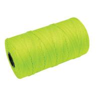 Marshalltown ML585 Twisted Nylon Mason's Line 1000' Yellow Size 18 6 Core-1