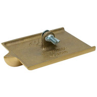 Marshalltown 8278 Bronze Walking Groover-single End 8 X 8 1d 38w 14r-1