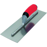 Marshalltown FT377R 13 X 5 Finishing Trowel Curved Resilient Hdle-1